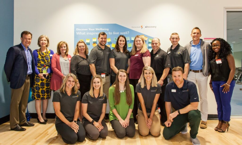 Premise Team Members | Discovery Grand Opening