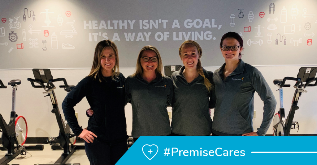 #PremiseCares: Fitness teams keep members engaged while centers are closed