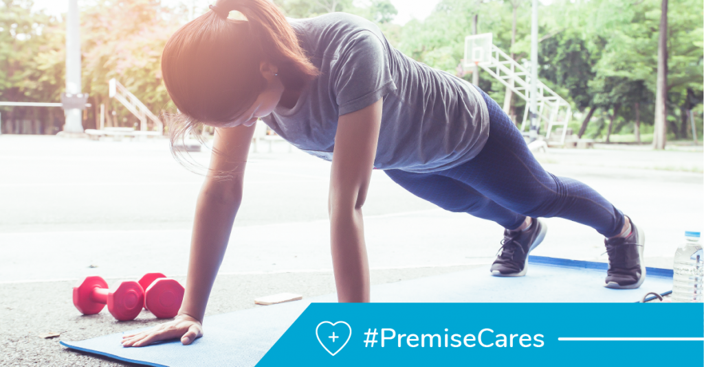 #PremiseCares: Fitness team members push limits to provide virtual classes for members