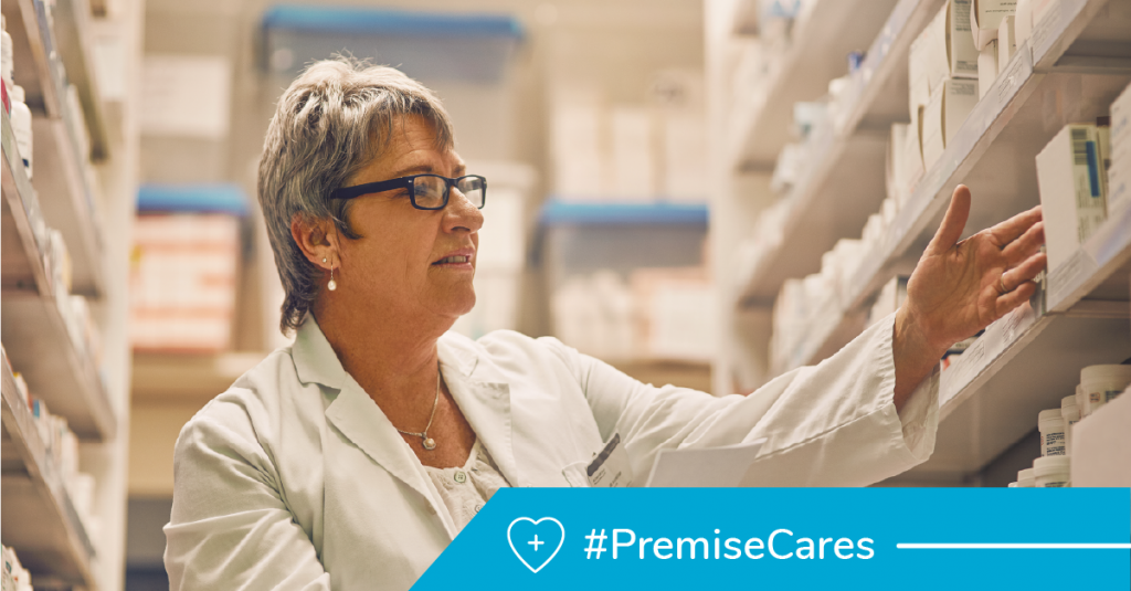 #PremiseCares: Pharmacists provide personalized care to members during COVID-19