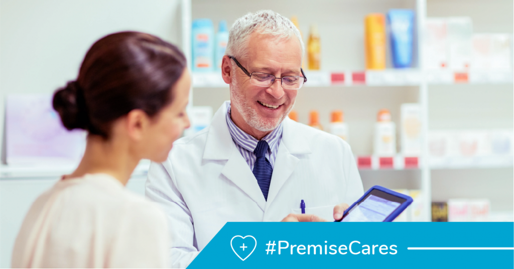 #PremiseCares: Premise pharmacists' small gesture lifts spirits during COVID-19